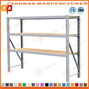 Light Duty Steel Home Office Storage Rack Angle Shelf (Zhr101) pictures & photos