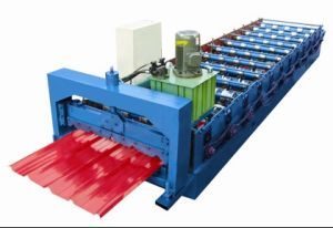 Color Steel Roll Forming Machine (20-215-860)