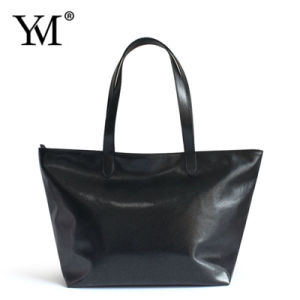 Promotional Fashion Best Selling New Style PVC Leather Lady Handbag pictures & photos