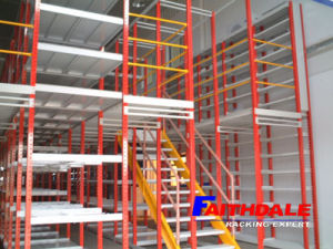 Automobile Spare Parts Racking System