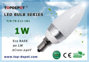 1W LED Bulb (TB-E12-1W1)