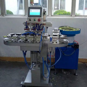 Hanger Crown Sizer Automatic Pad Printing Equipment pictures & photos