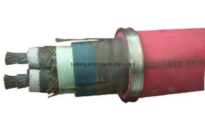 Flexible Rubber Jacketed Cable for Mining Purposes (UCPJB)