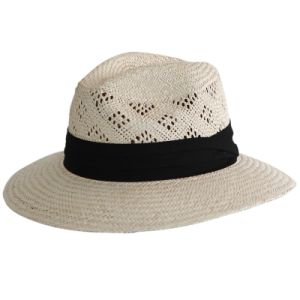 Men′s Cowboy Straw Hat (OKM15-025) pictures & photos