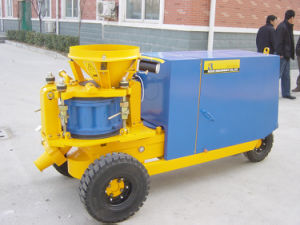 Concrete Spraying Machine With Diesel Driven (PZ-9D) pictures & photos