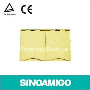 Sinoamigo Wiring Products Floor Outlet Box pictures & photos
