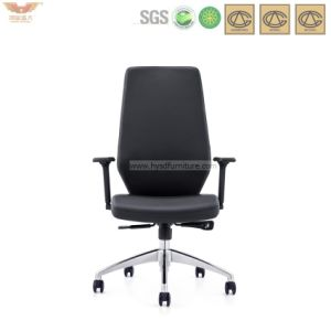 High Quality Leather Office Executive Chair with Armrest pictures & photos