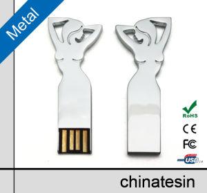 16GB Figure Metal USB Flash Disk A15