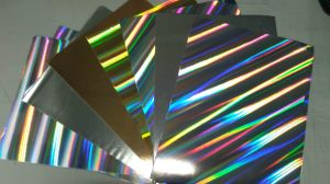 Holographic Film pictures & photos