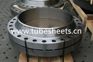 Forging CNC Machining Steel Pipe Aluminum Welding Neck Flange pictures & photos