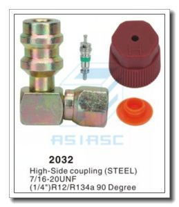 Customized Auto A/C Cap Service Port Fitting Adapter MD2032/2033/2034 pictures & photos
