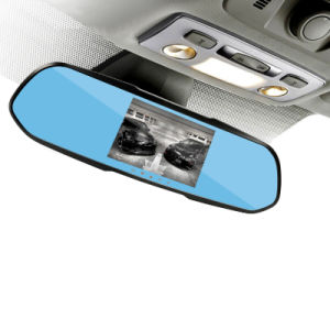 HD 170 Deg Super Wide Angle Car Camera Tyre Monitor with Built-in Tire Sensor pictures & photos