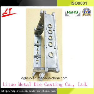 2017 Aluminum Alloy Die Casting Metal Part for Motor Frame pictures & photos
