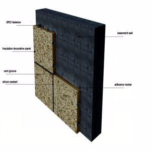 Fiberglass with PU Coating Finish for Exterior Wall pictures & photos