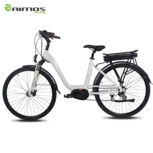 700*42c MID Motor Drive Electric Urban Bike pictures & photos