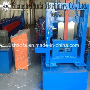 Automatic Changeable CZ Purline Roll Forming Machine pictures & photos