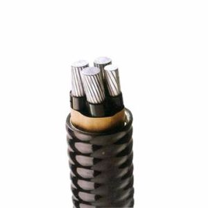 PVC Insulation Electrical/Electric Aluminum Wire Cable pictures & photos