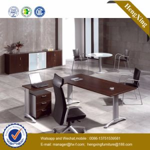 Wooden Top Office Furniture Cluster Manager Office Desk (HX-FCD068) pictures & photos