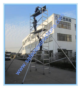 Ce Approved Aluminum Scaffolding System for Decoration pictures & photos