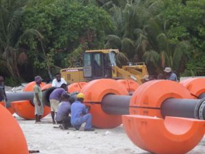 Slush Rubber Pipe with Dredger pictures & photos