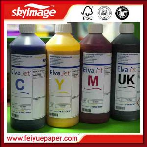 Sensient Elvajet S4 Subli Eco-Friendly Sublimation Ink for Inkjet Printer Epson/Mimaki/Roland/Mutoh pictures & photos