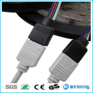 4pin 1 to 2/3/4 Female Connector RGB Splitter Cable for 3528 5050 RGB LED Strip pictures & photos