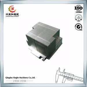 OEM Aluminum Die Casting Aluminum Heat Sink with Powder Coating pictures & photos