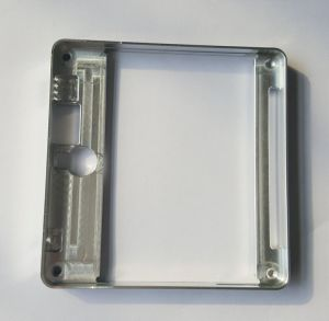 Customized Stainless Steel Frame, Fixture, Framework (CNC machining, machined, turning part)