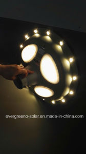 Warm White 4000k Solar Garden Lamp pictures & photos