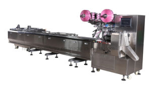 Full Automatic Feeding Packing Machine with Ce Certificate (JY-L600) pictures & photos