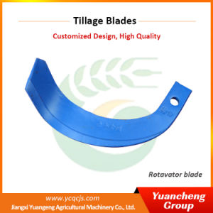 Agriculture Machinery Equipment Straw Chopper Rotavator Blades pictures & photos