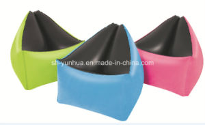 Inflatable Triangle Lounge Chair /Inflatable Adult Sofa pictures & photos