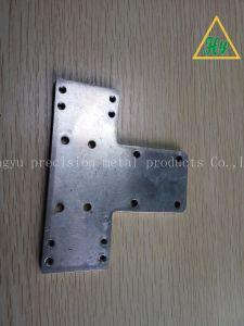 Customized High Quality Bending Parts with Punching by China pictures & photos