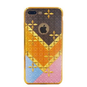 Chocolate TPU Case for iPhone 7 7plus Phone Case Production Luxury Phone Accessories for Samsung Galaxy for J5 J7 P9 P9lite pictures & photos