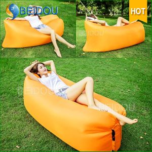 OEM Portable Camping Living Room Inflatable Sofa Bed Sleeping Lazy Bag pictures & photos