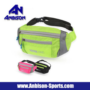 Outdoor Cycling Hiking Climbing Shoulder Bag Easy Carry Waist Bag pictures & photos