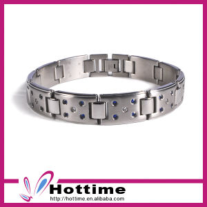 Unsex Fashion Jewelry with Health Bio Magnetic (CP-JS-BL-152) pictures & photos