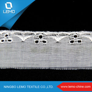 T/C Lace, Tc Lace Trimming, Embroidery T/C Lace pictures & photos
