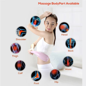 Portable Held Electric Massage Stick Hammer Lh001 pictures & photos