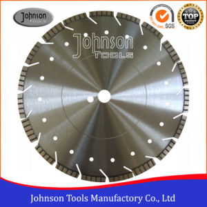 350mm Laser Welded Turbo Saw Blade for Stone and Concrete pictures & photos