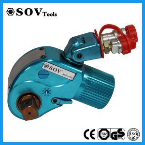 Alloy Steel Square Drive Hydraulic Torque Wrench pictures & photos