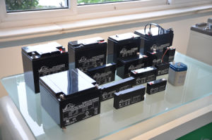 12V 7.0ah Rechargeable VRLA Deep Cycle Battery pictures & photos