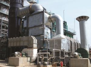 Air Preheater for Petrochemical Plant