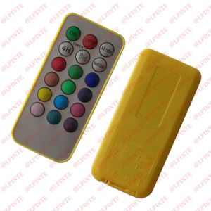 IR Remote Control for LED Dimmer RGB Light pictures & photos