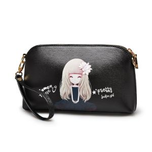 New Popular Cartoon Printed Clutch Bag
