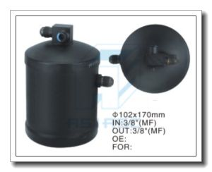 Filter Drier for Auto Air Conditioning (Steel) 102*170 pictures & photos