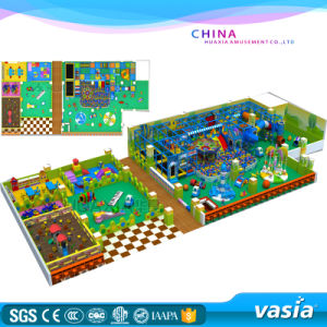 Good Quality Indoor Adventure Playground (VS1-160713-513A-33D) pictures & photos