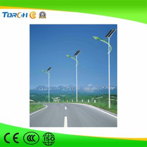 Quality Manufacture 40W LED Factory Price Solar Street Light Factory Price pictures & photos