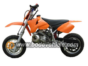 New 50cc 2 Stroke Engine Water Cooling off Road Motorcycle pictures & photos