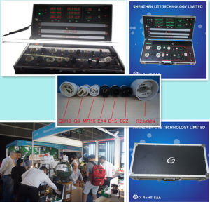 T8 LED Tube Lighting Power Meter From Shenzhen Factory pictures & photos